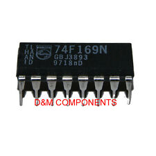 74F169N 4-Bit Up/Down Binary Synchronous Counter, PHILIPS, PDIP-16