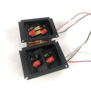 Pair-of-Polk-Audio-Crossover-with-speaker-jacks-for-RT55i-and-others
