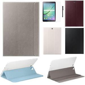 Funda-De-Piel-Smart-Funda-Para-Samsung-Galaxy-Tab-S2-8-9-7-Pulgadas-Con-Pelicula