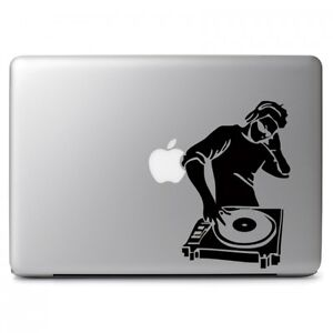 DJ-Music-Turntable-Controller-for-Macbook-Air-Pro-13-15-17-034-Laptop-Decal-Sticker