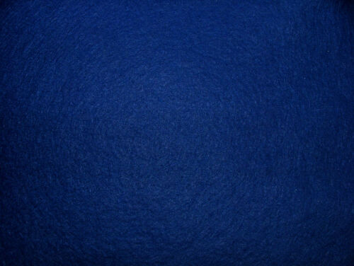 Felt Craft Fabric Card Poker Table 10 Yrd Blue Baize