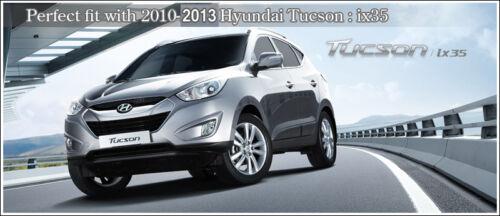 Window Glass Sports Plate C Pillar Yellow For 10 11 12 13 14 Hyundai Tucson ix35