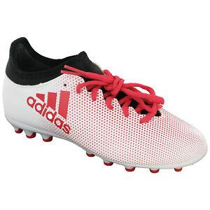 Enviar secundario dolor de muelas  Adidas X 17.3 Ag J Botas de Fútbol Junior Moldeado Tacos Fútbol Zapatos  CP9001   eBay