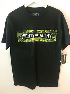 MIghty-Healthy-Tiger-Style-T-Shirt-Medium-New-with-tags-skate-streetwear