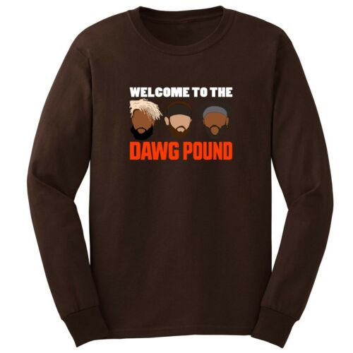 Baker Mayfield Odell Beckham Jarvis Landry Cleveland Browns Dawg Pound T-Shirt
