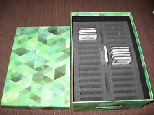Coin Storage Box for Ngc Pcgs Slab Certified Holds 33 Coins