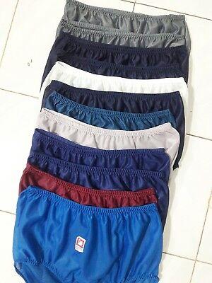 "12Pcs Light Underwear Women/&Man Nylon Comfortable Soft Quick Drying Hip 28/""-36/"""