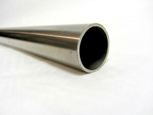 "10/"" TUBE 57mm Stainless Steel Exhaust Repair Tube Pipe 2.25/"" T304 57mm"