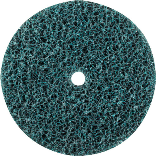 3M 61121 Scotch-Brite 100Mm X13Mm Disc Clean Strip Gp Blue Xcrs Blue Plain 2Pc