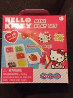 Hello Kitty Aquabeads Mini Play Set In Box Free Ship Fun Playset