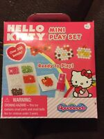 Hello Kitty Aquabeads Mini Play Set In Box
