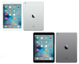 Apple-iPad-Air-1st-WiFi-Cellular-Unlocked-I-16GB-32GB-64GB-128GB-Black-Silver