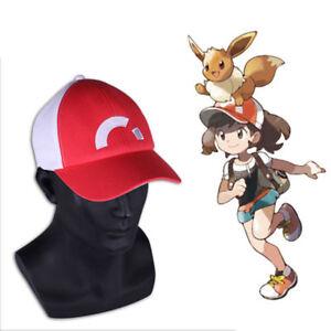 bf0b0eb28ae54 2018 Pokemon Let s Go Hat Misty Hat Pokemon Let s Go Embroidered ...