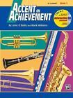 Accent On Achievement Bk 1 von John O'Reilly und Mark Williams (2005, Taschenbuch)
