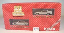 Herpa 1/87 187527 20 Jahre Set Porsche 996 & Porsche 924 OVP #6345