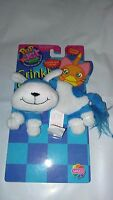 Nanco Catnip Pal Crinkle Critter Puppy Pup N Kit Cat Toy. Free Ship To The Usa