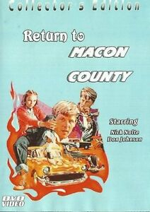 Return to Macon County-DVD-R-Starring Don Johnson and Nick Nolte-(1975)
