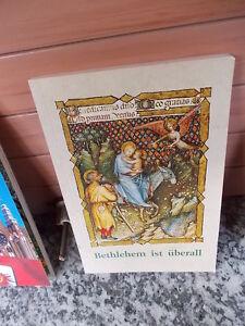 """Bethlehem Ist überall Ein Sonderheft Der Zeitschrift """"helfende Hände"""" Des Diako Waren Jeder Beschreibung Sind VerfüGbar Belletristik"""