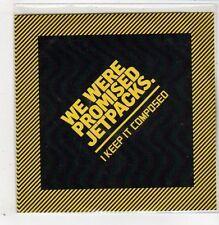 (GB358) We Were Promised Jetpacks, I Keep It Composed - 2014 DJ CD