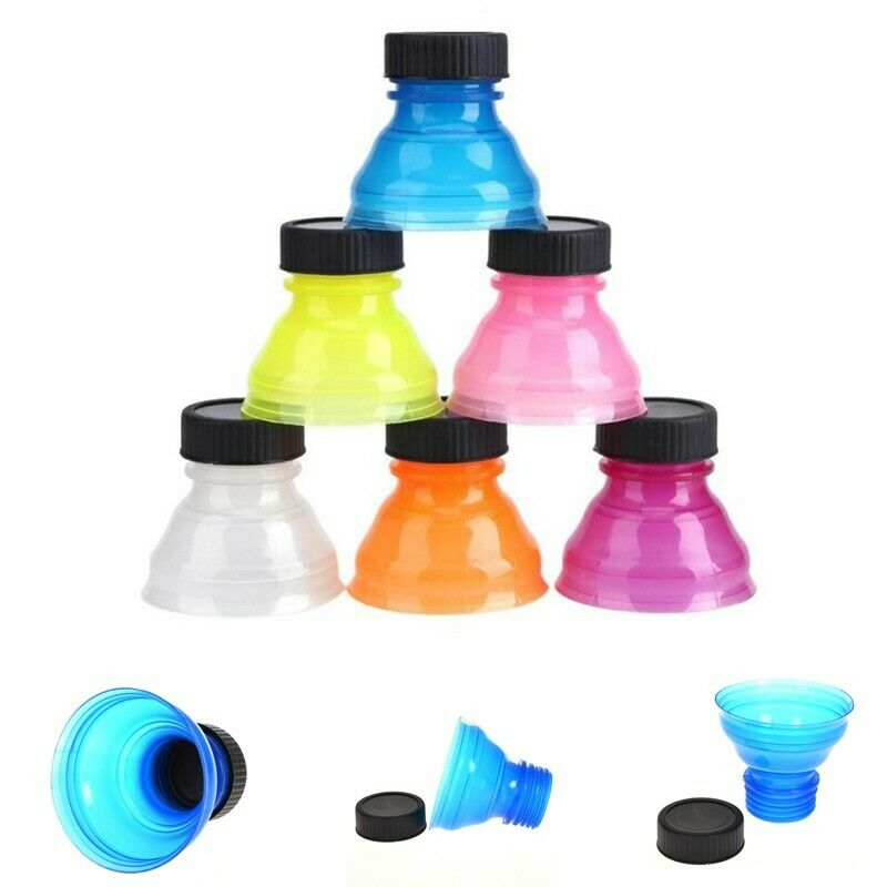 4pcs Can Cover PP Leak-Proof Sealing Top Protector Cover for Soda//Beer//Energy