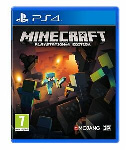 Minecraft-PS4-PlayStation-4-NEU-amp-OVP-Blitzversand