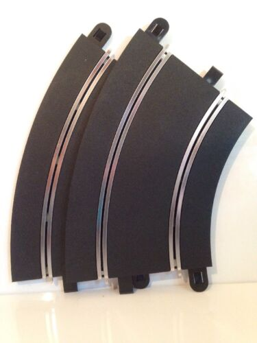 1 of 1 - Scalextric C8206 Sport Track Rad2 Curve 45 deg Pk of 2 New Unboxed
