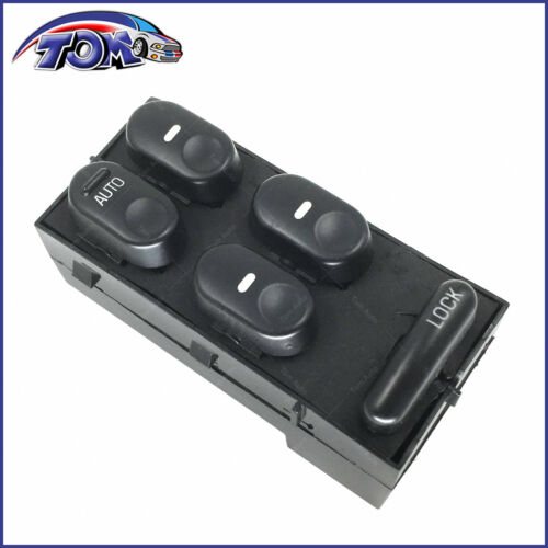 New Master Power Window Lock Switch Front Left For Buick Century Regal 3.1 3.8L
