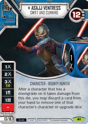 Ruthless Tracker 35 Rare Star Wars Destiny Convergence M//NM x1 Dengar