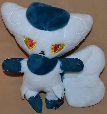 "2X Meowstic Pokemon XY Plush Soft Toy Stuffed Animal Cat Female 6.6/"" /& Male 7/"""