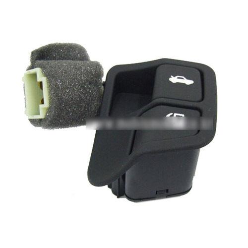 Genuine Rear Trunk Fuel Filler Switch LK Black 1p For 02 06 Hyundai Grandeur XG