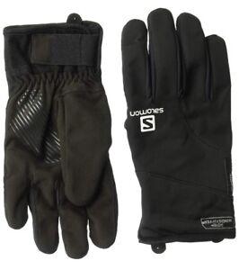 Details about Salomon RS WS Women's Gloves, Black, X Large