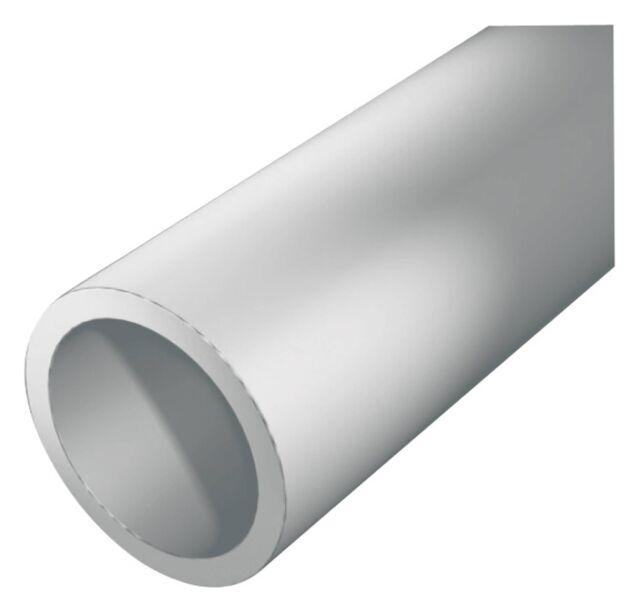 Alberts Alu-Rundrohr 1000 / 12 x 1mm silberfarbig - 473440