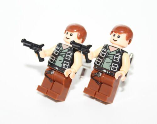 Hans Solo Star Wars en Boutonnière Bouton Trou lapel pin wedding Pageboy témoins