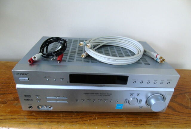 SONY STR-DE598 5.1 SURROUND SOUND RECEIVER