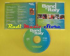 CD BAND ITALY CANZONI OLTRE STAGIONI compilation PROMO 03 PFM ORME NOMADI (C8)