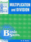 Maths Support Books: Multiplication & Division: Years 5 & 6 by Pascal Press (Paperback, 2002)