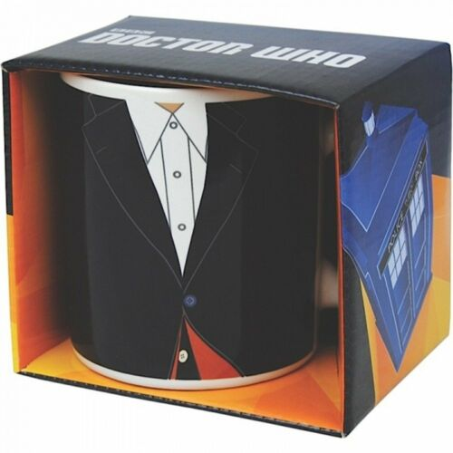 Geschenkbox Doctor Who 12th Doctor Keramik Tasse