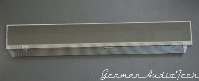 BMW E31 8-Series BORG 18 BUTTON MID OBC PIXEL REPAIR LCD DISPLAY RIBBON CABLE