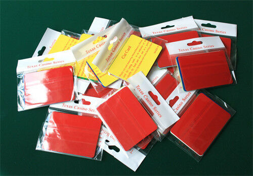 Fit Copag /& Kem Wide Playing Cards 100pcs Poker Size Cut Cards