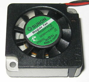 Sunon-Thin-5V-30mm-Cooling-Blower-Fan-10-mm-Thick-8000-RPM-1-1-CFM