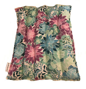 Pastel Flower Back Size Pick a Scent Ricepack Microwaveable Hot Cold Pack Pad .