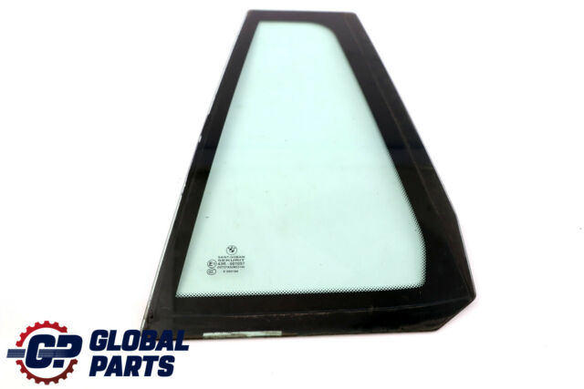 BMW X3 Series E83 Rear Left Side Fixed Glass Green Window AS2 N/S 3332819