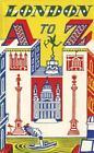 London A to Z: Gift Book von Edward Bawden und John Metcalf (2016, Taschenbuch)