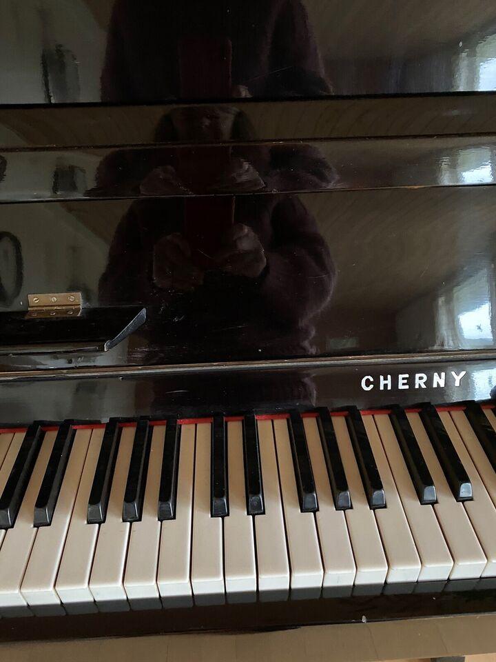 Klaver, Cherny