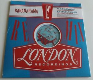 Bananarama-Bananarama-Remixed-Vol-1-12-034-Blue-Vinyl-RSD-2019