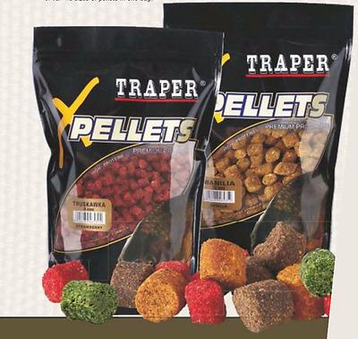 Traper Method Feeder Pellets Angeln Hakenpellets 8mm  Angelfutter Aroma BANANE