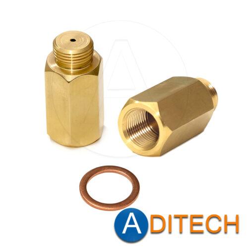 Lambda O2 Oxygen Sensor Extender Spacer for decat hydrogen M18x1.5 short sensor/'