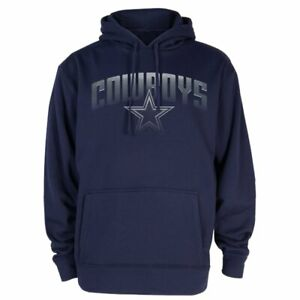 Dallas-Cowboys-NFL-Men-039-s-Big-and-Tall-Ascender-Pullover-Hoodie-Fleece-Navy