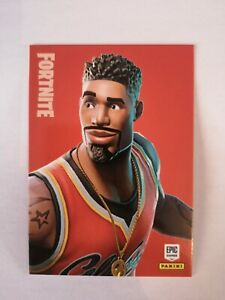 Carte-panini-FORTNITE-serie-1-Trading-card-176-JUMPSHOT-Rare