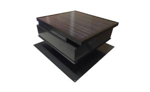 30-Watt-Solar-Powered-Attic-Fan-1550-CFM-Ventilation-w-Humidistat-amp-Thermostat